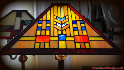 Art deco decor lighting