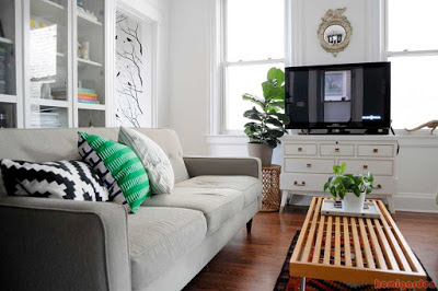 Focal Point Home Improvement and Design Tips: Using a Focal Point to Draw Attention