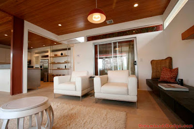 Living Room With Modern Atmosphere