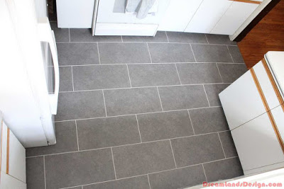 Image of Porcelain Floor Kitchen Tiles (Cheap Flooring Options for Kitchen)