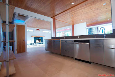 Creating a Modern Look with Stainless Kitchen Cabinets