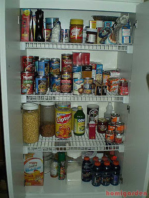 Image of How to Organize a Kitchen Pantry