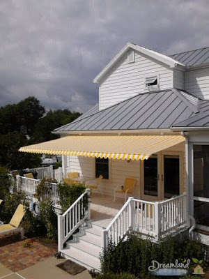 Getting the Right Type of Awnings for Your Home