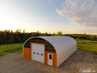 Storage Steel Buildings