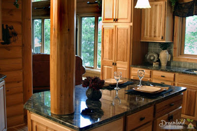 Kitchen Countertops Design & Decor