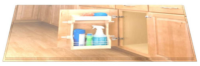 Pic of Storage Hacks for Small Spaces, storage behind the door