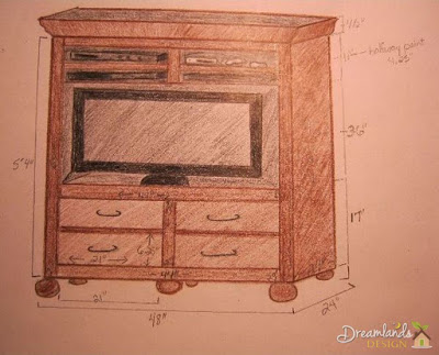 diy tv stand ideas of wood