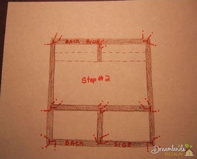 Image of Step 2 for DIY TV Stand Ideas