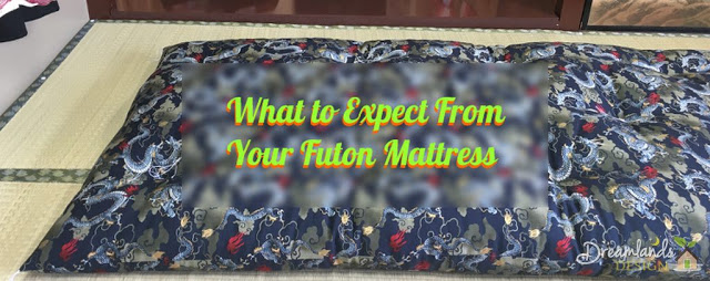 What to Expect From Your Futon Mattress