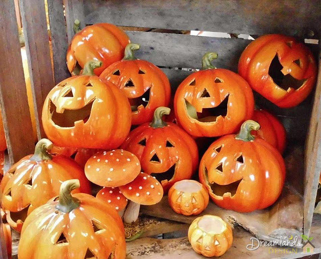Halloween theme - Outside Fall Decorations, Creating Homemade Fall Lawn Decorations