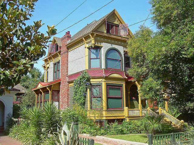 Image of Victorian House Colors (Painting a Victorian House Exterior)