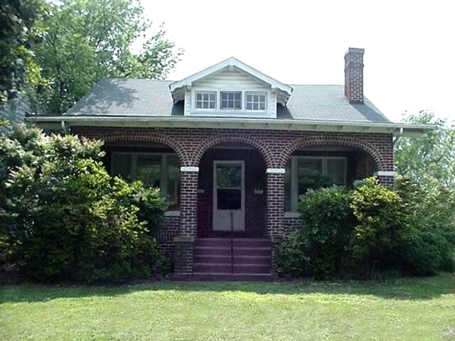 Small is beautiful! - Craftsman brick bungalow (Craftsman Style House)